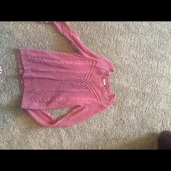 DownEast Sweaters - Pink sweater